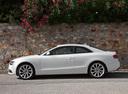 Фото авто Audi A5 8T [рестайлинг], ракурс: 90 цвет: белый