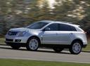 Фото авто Cadillac SRX 2 поколение, ракурс: 45