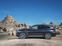 Фото авто BMW X3 G01, ракурс: 90 цвет: серый