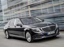 Фото авто Mercedes-Benz S-Класс W222/C217/A217, ракурс: 315 цвет: черный