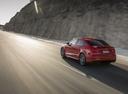 Фото авто Audi RS 3 8VA [рестайлинг], ракурс: 135 цвет: красный