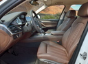 Фото авто BMW X5 F15, ракурс: салон целиком