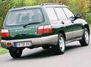 Фото авто Subaru Forester 1 поколение [рестайлинг], ракурс: 225