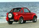 Фото авто Suzuki Jimny 3 поколение, ракурс: 225