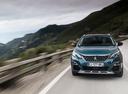Фото авто Peugeot 5008 2 поколение,  цвет: зеленый