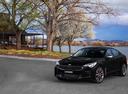 Фото авто Kia Stinger 1 поколение, ракурс: 45 цвет: черный