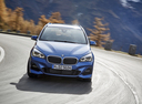 Фото авто BMW 2 серия Active Tourer F45 [рестайлинг],  цвет: синий
