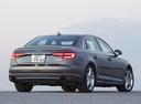 Фото авто Audi A4 B9, ракурс: 225 цвет: серый