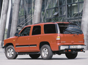 Фото авто Chevrolet Tahoe GMT800, ракурс: 135