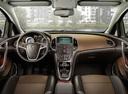 Фото авто Opel Astra J, ракурс: торпедо