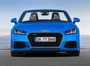 Фото авто Audi TT 8S,  цвет: синий