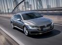 Фото авто Volkswagen Arteon 1 поколение, ракурс: 315 цвет: серый