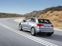 Фото авто Audi A3 8V [рестайлинг], ракурс: 135 цвет: серебряный