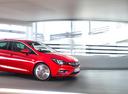 Фото авто Opel Astra K, ракурс: 315 цвет: красный