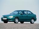 Фото авто Hyundai Accent X3, ракурс: 45