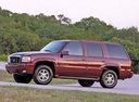 Фото авто Cadillac Escalade 1 поколение, ракурс: 90