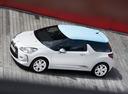 Фото авто Citroen DS3 1 поколение, ракурс: 90 цвет: белый