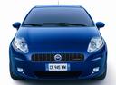 Фото авто Fiat Punto 3 поколение,  цвет: синий