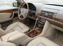 Фото авто Mercedes-Benz S-Класс W140/C140 [рестайлинг], ракурс: торпедо