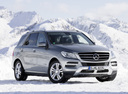 Фото авто Mercedes-Benz M-Класс W166, ракурс: 315 цвет: серый