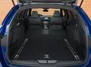 Фото авто Peugeot 308 T9 [рестайлинг], ракурс: багажник цвет: синий