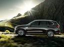 Фото авто BMW X5 F15, ракурс: 90 цвет: коричневый