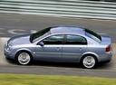 Фото авто Opel Vectra C, ракурс: 90 цвет: серебряный