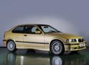 Фото авто BMW 3 серия E36, ракурс: 315 цвет: золотой