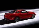 Фото авто Ford Mustang 5 поколение [рестайлинг], ракурс: 270 цвет: красный