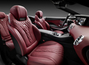 Фото авто Mercedes-Benz S-Класс W222/C217/A217, ракурс: сиденье