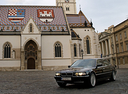 Фото авто BMW 7 серия E38 [рестайлинг], ракурс: 45