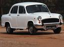 Фото авто Hindustan Ambassador 2 поколение, ракурс: 315