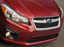 Фото авто Subaru Impreza 4 поколение, ракурс: передняя часть
