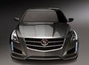 Фото авто Cadillac CTS 3 поколение,  цвет: серый