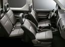 Фото авто Suzuki Jimny 3 поколение [рестайлинг], ракурс: салон целиком