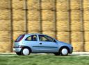 Фото авто Opel Corsa C, ракурс: 270
