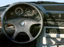 Фото авто BMW 7 серия E32, ракурс: торпедо