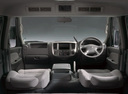 Фото авто Nissan Caravan E25 [рестайлинг], ракурс: салон целиком