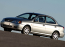 Фото авто Kia Rio 1 поколение [рестайлинг], ракурс: 45