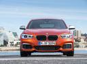 Фото авто BMW 1 серия F20/F21 [рестайлинг],  цвет: оранжевый
