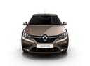 Фото авто Renault Sandero 2 поколение [рестайлинг], ракурс: 45 - рендер цвет: коричневый