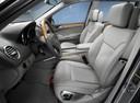 Фото авто Mercedes-Benz GL-Класс X164, ракурс: сиденье