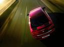 Фото авто Mitsubishi Lancer X, ракурс: сверху цвет: красный