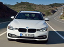 Фото авто BMW 3 серия F30/F31/F34 [рестайлинг],  цвет: белый