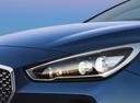 Фото авто Hyundai i30 PD, ракурс: передние фары цвет: синий