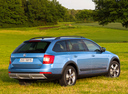 Фото авто Skoda Octavia 3 поколение, ракурс: 225 цвет: синий