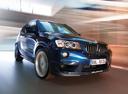 Фото авто Alpina XD3 F25, ракурс: 315 цвет: синий
