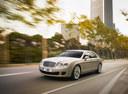 Фото авто Bentley Continental 3 поколение [рестайлинг], ракурс: 45