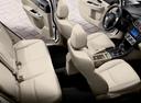 Фото авто Subaru Impreza 4 поколение [рестайлинг], ракурс: салон целиком
