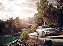 Фото авто Volvo XC90 2 поколение, ракурс: 315 цвет: белый